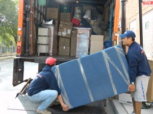 Wolley moving company Chicago transportation