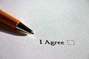 Checking all terms and conditions is important for making agreement and signing a moving contract
