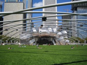 park in Chicago