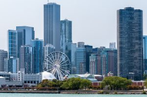 One of the most instagrammable places in Chicago - Navy Pier!