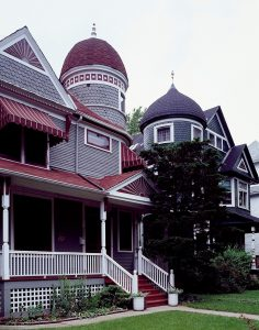 House in Peterson Park